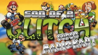 Super Mario Kart Glitches - Son of a Glitch - Episode 50