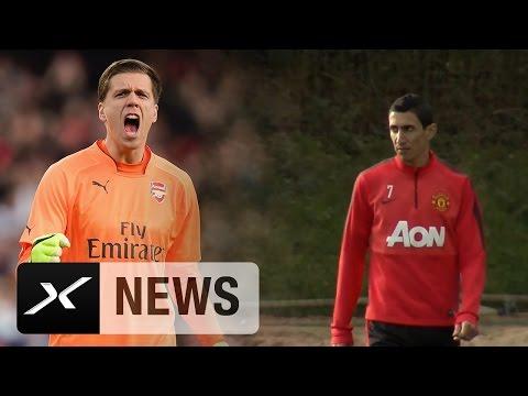 Wojciech Szczesny wechselt zum AS Rom, Angel Di Maria bald zu Paris Saint-Germain? | Wechselgerüchte