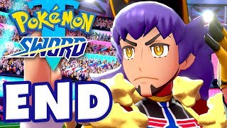 Championship Battles! Eternatus! ENDING! - Pokemon Sword and Shield - Gameplay Walkthrough Part 20