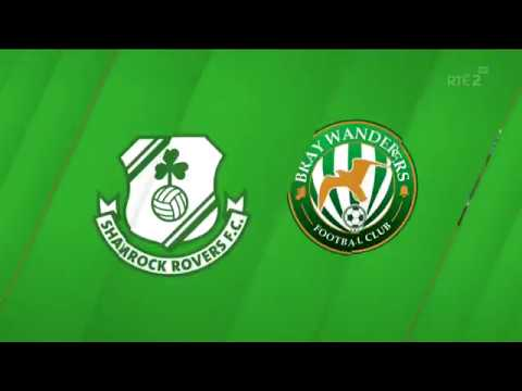 HIGHLIGHTS: Shamrock Rovers 5-0 Bray Wanderers