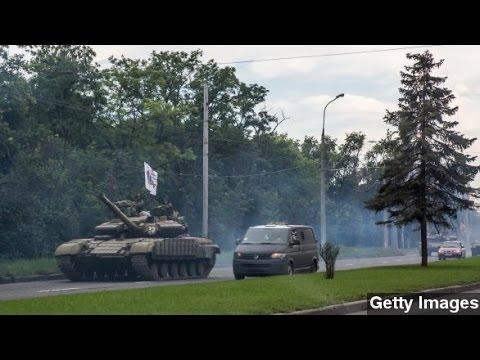 Ukraine Crisis: When Is An 'Incursion' An 'Invasion'?