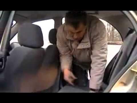 Тест-драйв Daewoo Sens седан