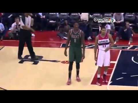 Larry Sanders Larry Sanders Gets Ejected