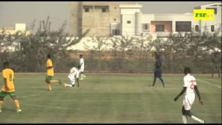 Chan 2015 | Match de préparation Sénégal - Afrique du Sud
