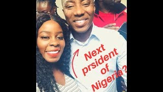 MEETING WITH THE NEXT PRESIDENT OF NIGERIA (OMOYELE SOWORE) [VLOG]
