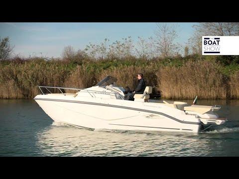[ITA] CRANCHI Endurance 27 - Prova - The Boat Show