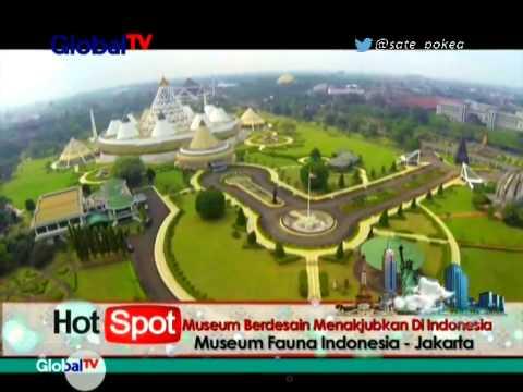 HOTSPOT Global TV | Musesum Berdesain Menakjubkan di Indonesia