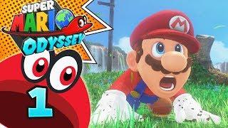 Super Mario Odyssey ITA [Parte 1 - Mario Sconfitto?!?]
