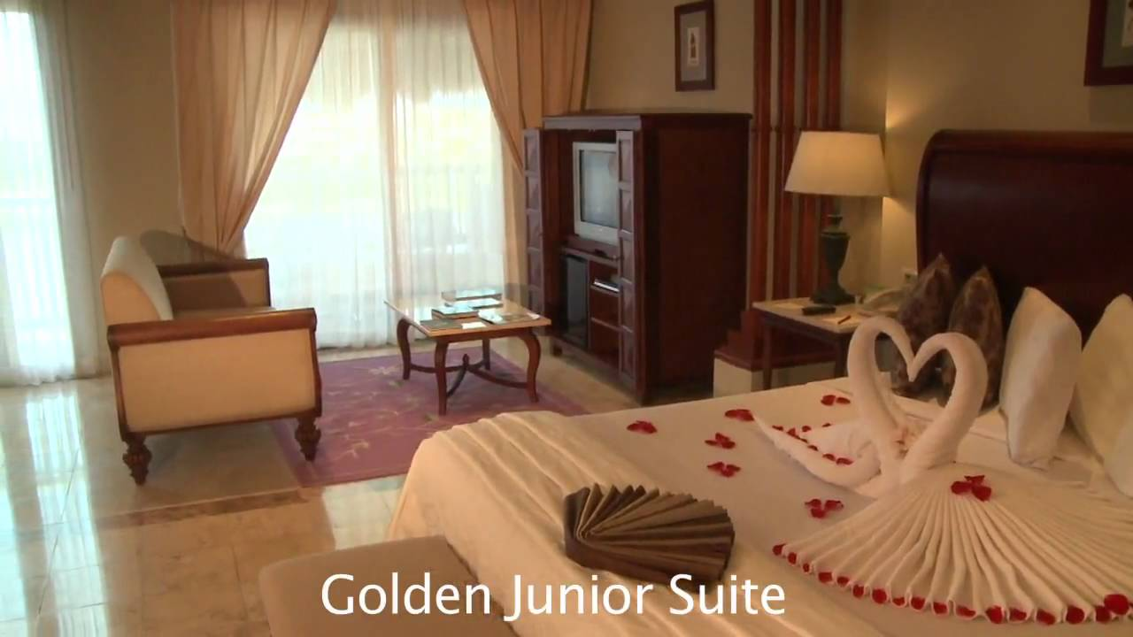 Valentin Imperial Maya Golden Junior Suite Room Preview