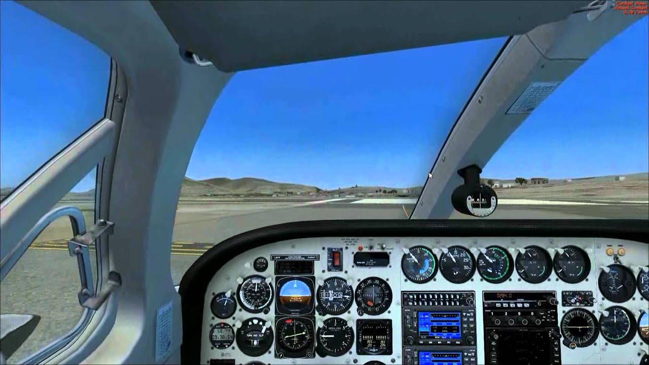 Carenado Cessna 172 Carenado Cessna C340 ii Fsx
