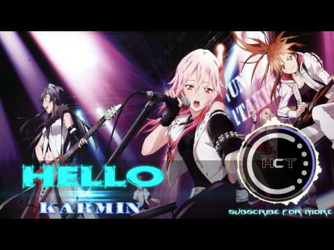 ¦¦nightcore¦¦ - Hello By Karmin video