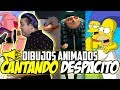 DESPACITO CANTADO POR 29 CARICATURAS MP3
