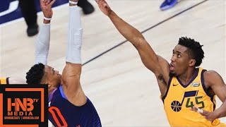 Oklahoma City Thunder vs Utah Jazz Full Game Highlights / Game 6 / 2018 NBA Playoffs
