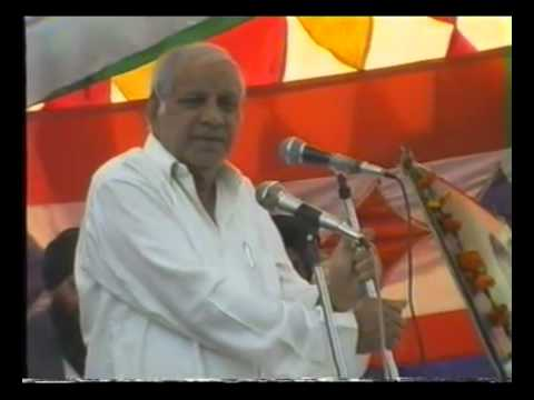 Sahib Shri Kanshi Ram Ji in Village Sikri, Punjab, 12th Feb, 2001