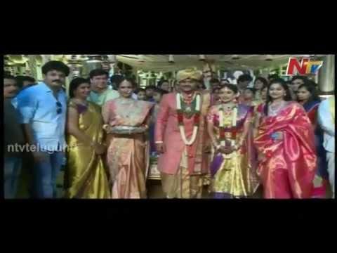 Rajinikanth, Chandrababu, Sushilkumar Shinde @ Manchu Manoj-Pranathi Wedding Ceremony