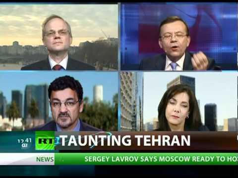 CrossTalk: Taunting Tehran