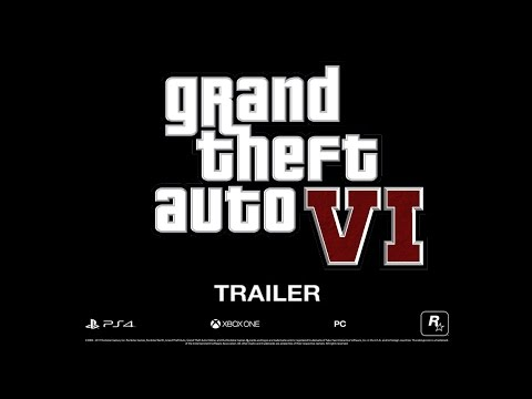GTA 6 - Grand Theft Auto VI: Official Gameplay Video Trailer (GTA 6)