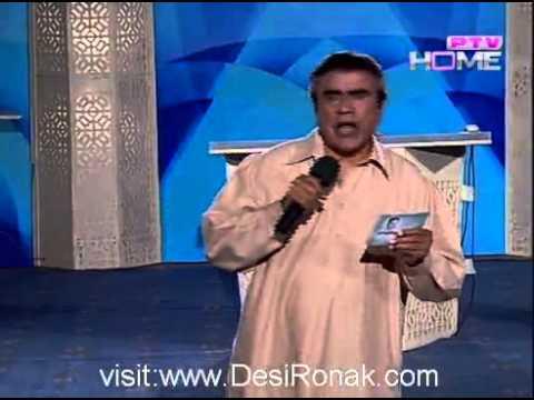 Tariq Aziz Show - 7th September 2012 part 1