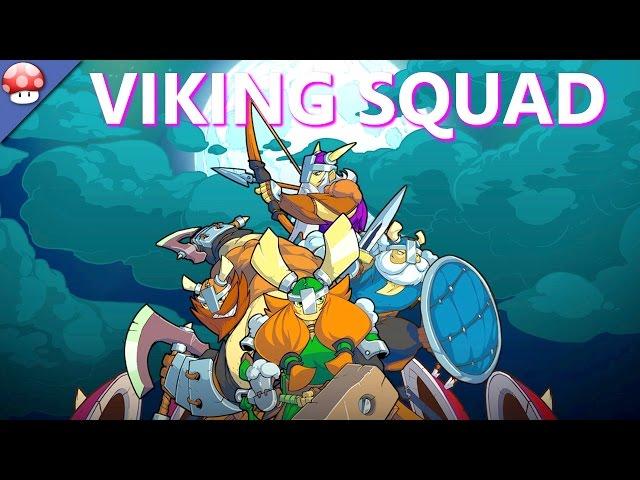 Руководство запуска: Viking Squad по сети
