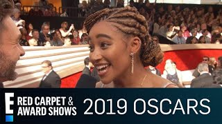 "Why Amandla Stenberg Turned Down ""Black Panther"" Audition 