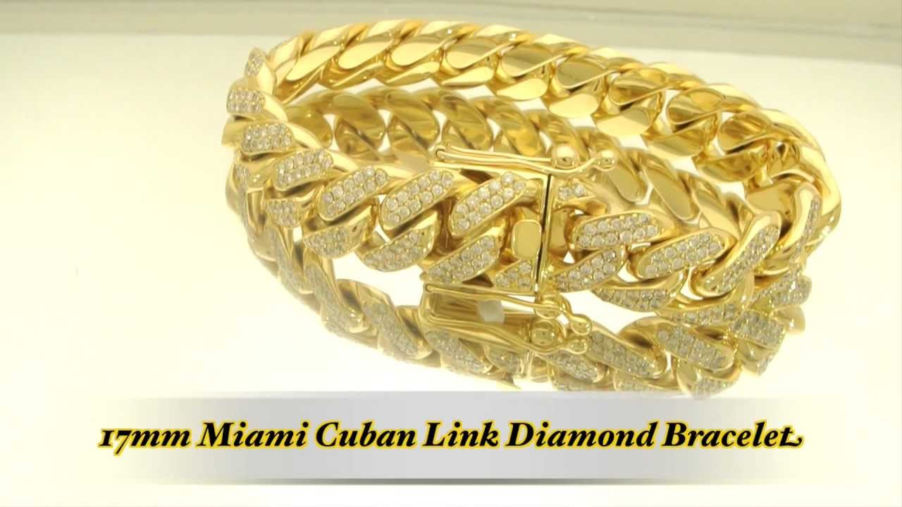 Iced Out Mens Chain