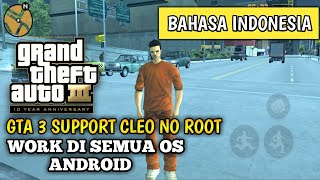 GTA 3 ANDROID - Support Cleo No Root | Bahasa Indonesia