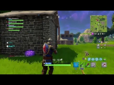 Fortnite Battle Royale  Montage Edit Loud- Thoughts