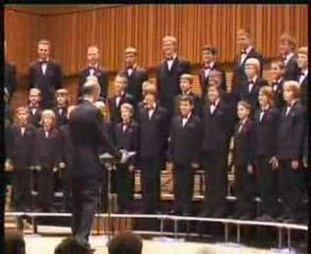 Boys Choir Dagilelis Z.R. Stroope - Resonet In Laudibus