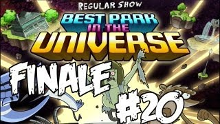 Best Park In The Universe - Regular Show [The Resort Level 5 Finale] Walkthrough HD