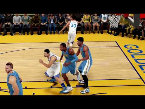 NBA 2K16: What If The Denver Nuggets Draft Jaylen Brown?