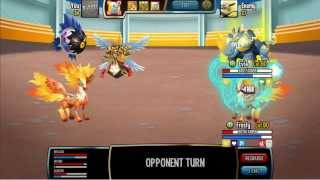 Monster Legends Razfeesh Special Skill Manipulate