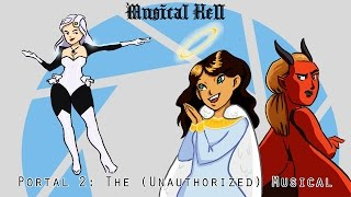 Portal 2: The Unauthorized Musical (Musical Hell Review #59)