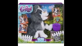 TTPM Toy Reviews   FurReal Ricky The Trick Lovin Pup REVIEW Hasbro Toys & Games   TTPM Toy Reviews