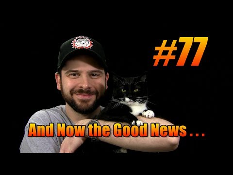 And Now the Good News #77: 3/25/2014