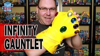 Infinity Gauntlet Glove Bank