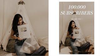 NÚT BẠC 100.000 NGƯỜI THEO DÕI ♡