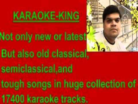 Karaoke Har Kisi Ko Nahi Milta-jaanbaz.flv video