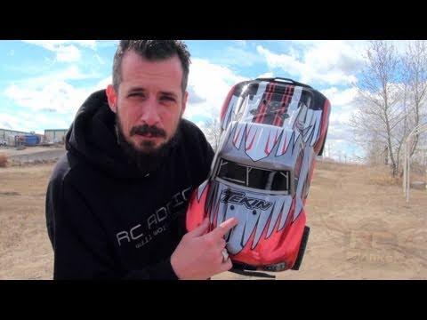 RC ADVENTURES - MADBASH SMASH - TEKIN RX8 / T8 BRUSHLESS UPGRADE