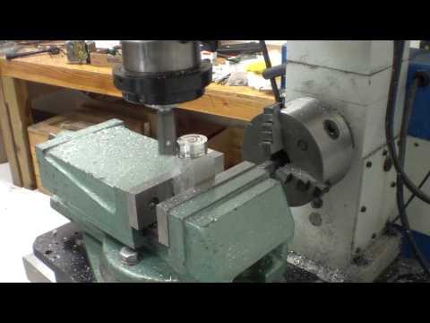 CNC Mach3 Conversion of Harbor Freight 3 in 1
