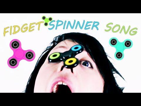 FIDGET SPINNER SONG