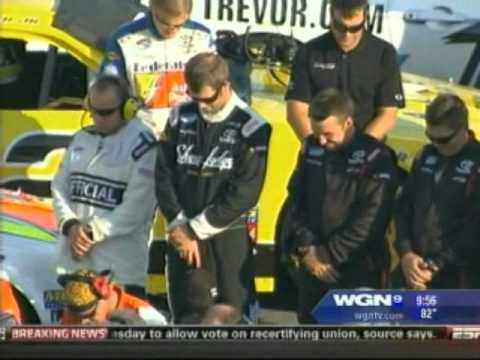 Best prayer EVER! Pastor Joe Nelms - Nascar Nationwide - Nashville, TN