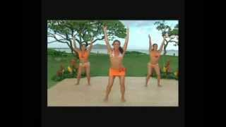 Island Girl Workout - Hula Abs & Buns FULL DVD