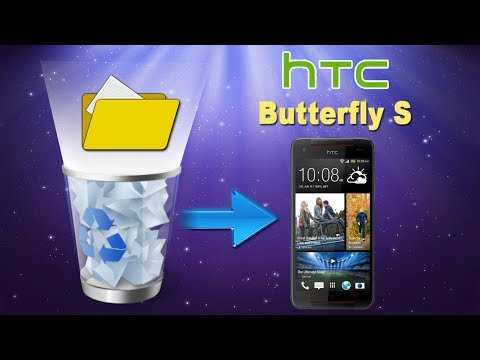 [HTC Butterfly S Data Recovery]: How to Retrieve Deleted Files/Data from HTC Butterfly S?