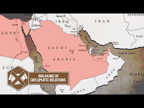 Конфликт Катара и Саудовской Аравии. Причины, последствия, роль России, Турции и США Русский перевод