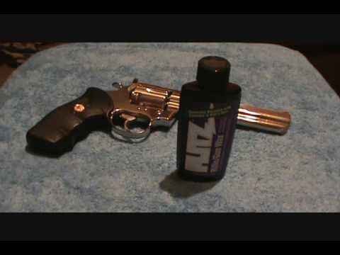 Brazilian Wax Demo. Gun wax unboxing and