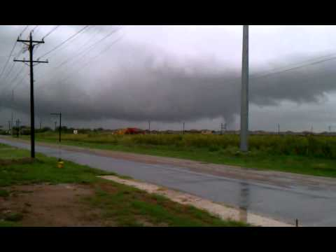 Pharr texas tornado