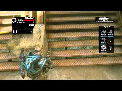 Gears of War 3 | Huevo de Pascua Anvil