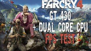 Far Cry 4 Test on low spec PC I GT 430 1GB I Pentium G870 I 4GB RAM