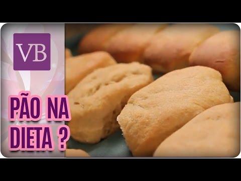 Como Incluir o Pão na Dieta – Você Bonita (19/10/16)
