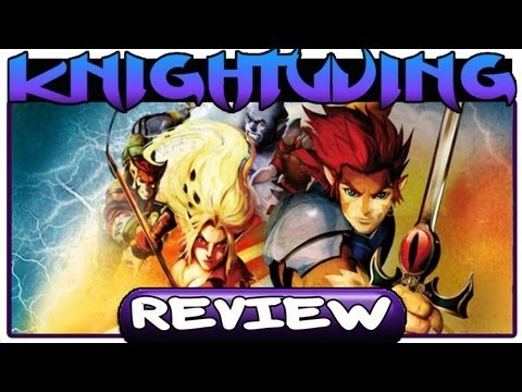 Thunder  Games on Kwing Game Reviews   Thundercats Review Nintendo Ds